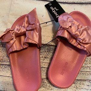 Bebe Girls Sandals- Size 13-1
